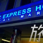 観光地や駅へのアクセス良好!ビジネスホテル風のパシフィックエクスプレスホテル(PACIFIC EXPRESS HOTEL)