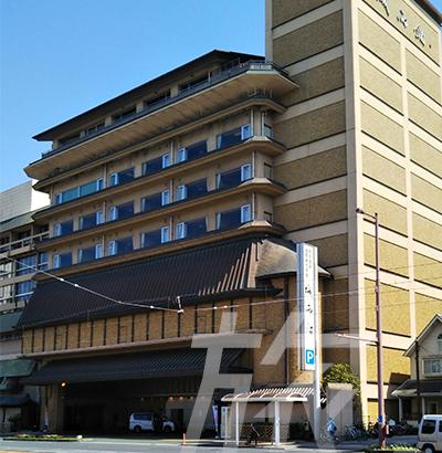 高知市内で観光地へのアクセス良好!「城西館」に宿泊しました