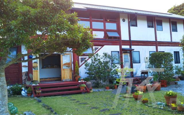 高知の太平洋を望むアットホームなホテル「木のクジラ」-高知県西南部の旅