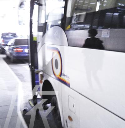 ドンムアン空港からバンコク市内への移動方法:リモバスに乗ってみた