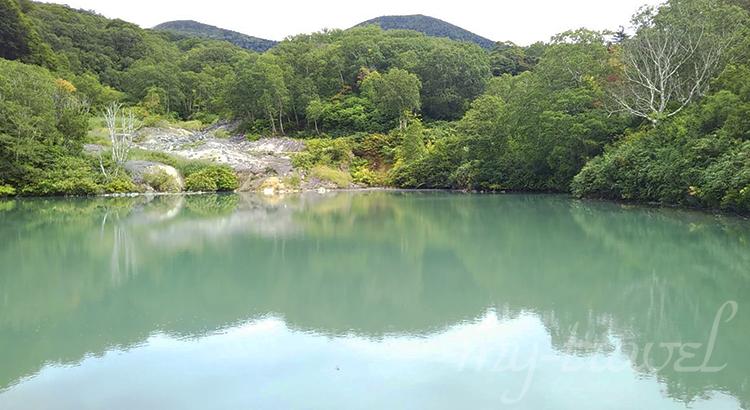 青森の酸ヶ湯温泉ヒバ千人風呂で混浴体験