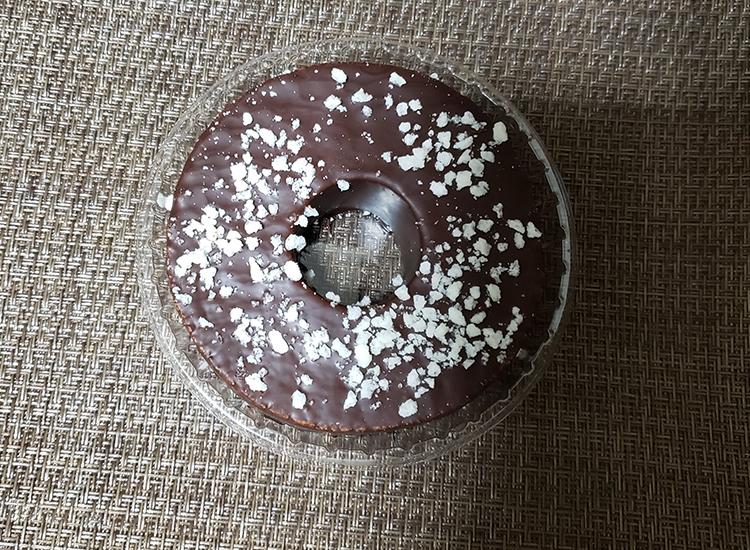 チョコレートバウムクーヘン-セブンイレブン